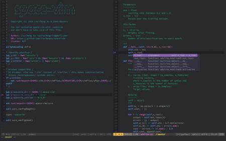 Делаем Python IDE из Vim