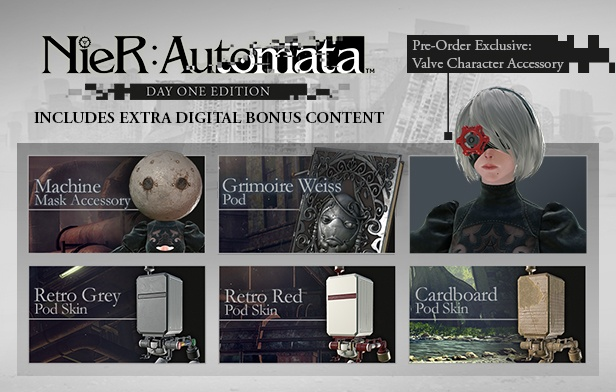 NieR: Automata объявлена дата выхода