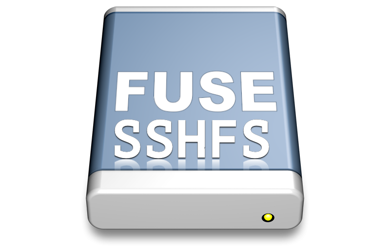 Монтируем удалённый сервер через sshfs в mac os