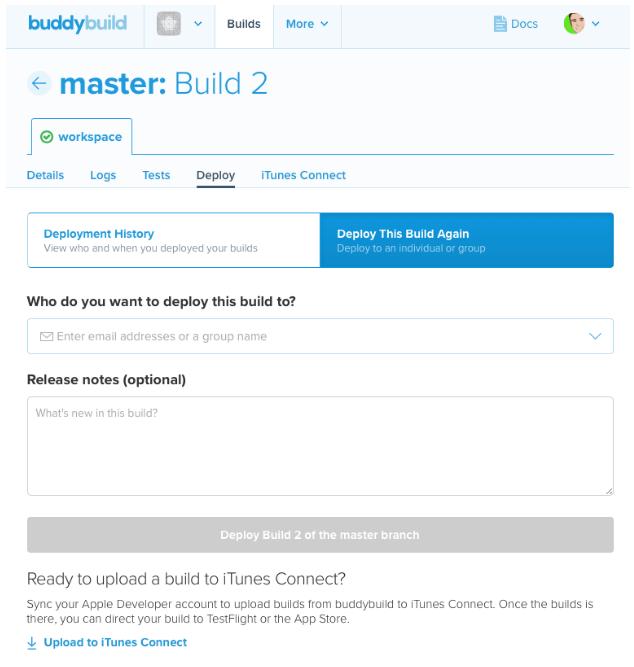 Сборка приложений NativeScript в BuddyBuild