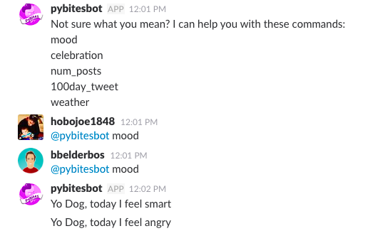 Создаём Slack бота на Python