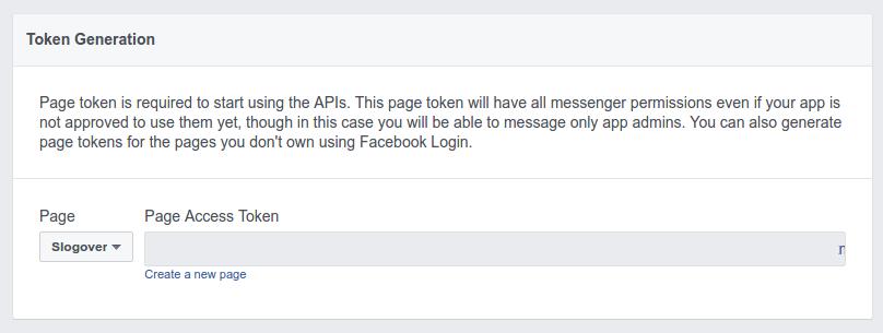 Как создать бота для Facebook Messenger на Python Flask