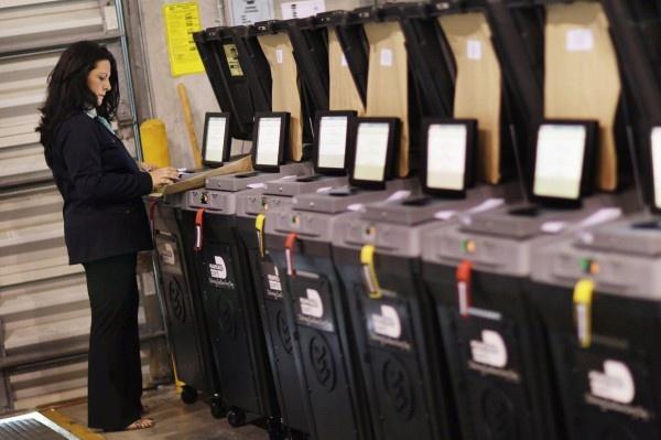 Безопасность выборного процесса как предмет торга