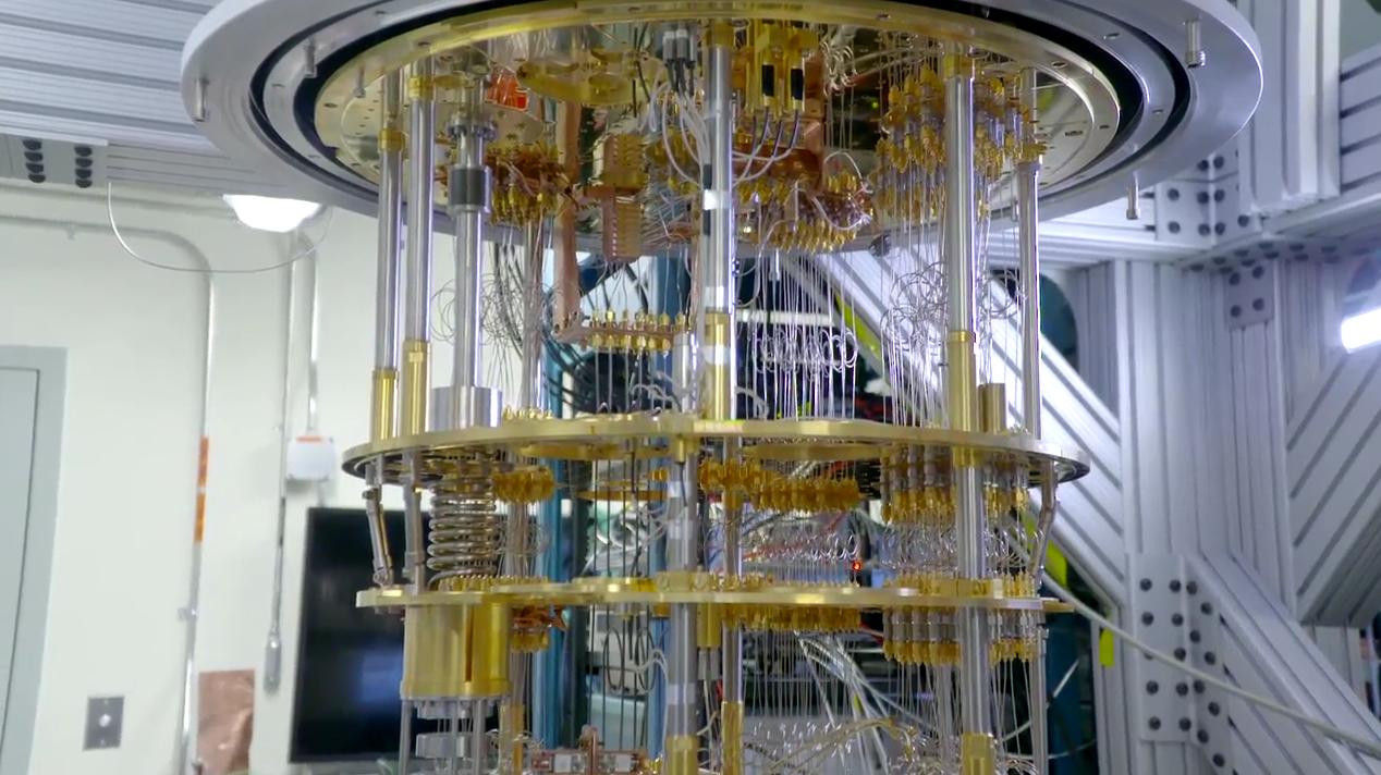 Торговые войны вокруг несуществующих квантовых компьютеров