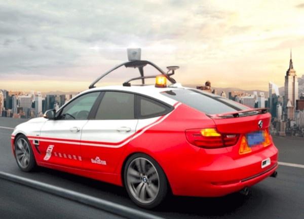 Baidu выпустит свободную операционную систему для беспилотных автомобилей