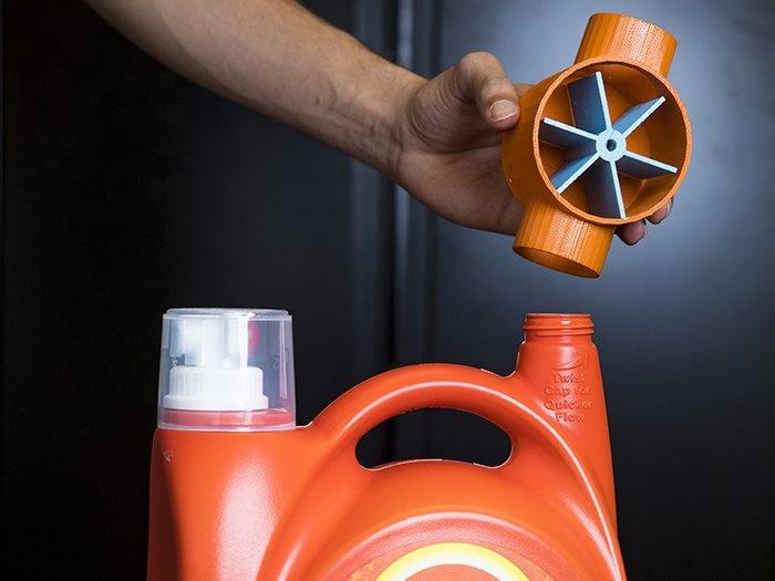 Ученые создали пластиковые объекты, которые могут подключаться к Wi-Fi без какой-либо электроники