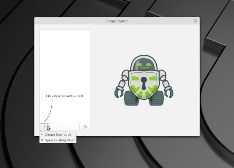 Используем Cryptomator для шифрования облачного диска в Linux