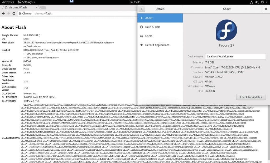 Установка Adobe  Flash Player в Linux
